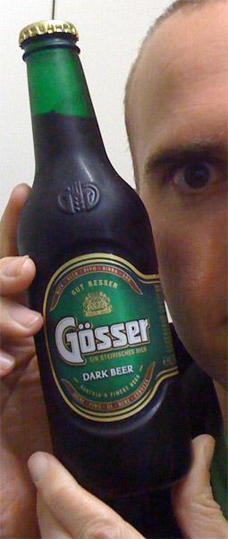Gosser Dark Beer - BOTTLE