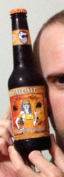 Queen of the Night Pale Ale - BOTTLE
